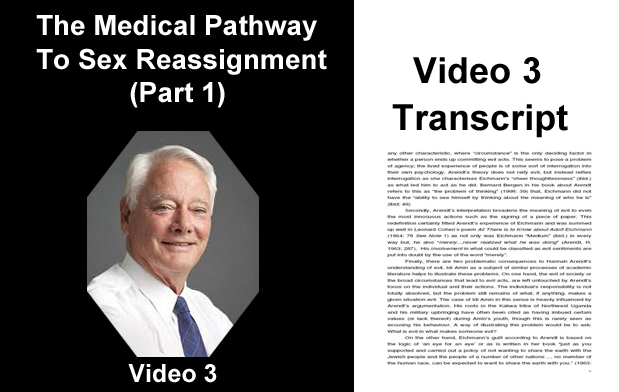 Ang Medical Reassignment sa Medical pathway - (Bahin sa 1) Transcript
