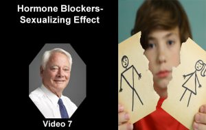 Hormone Blockers Sexualising Effect - Video
