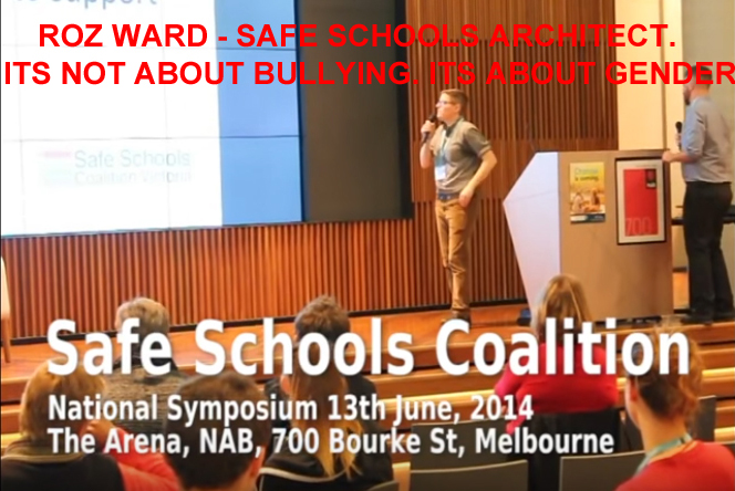 Safe Schools is not about antibullying its queer programming of children Marxist organiser Roz Ward