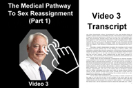 Childhood Gender Dysphoria - Medical Pathway (Part 1)_Vid_3_Transcript_Tap