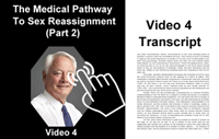 Childhood Gender Dysphoria - Medical Pathway (Part 2)_Vid_4_Transcript_Tap
